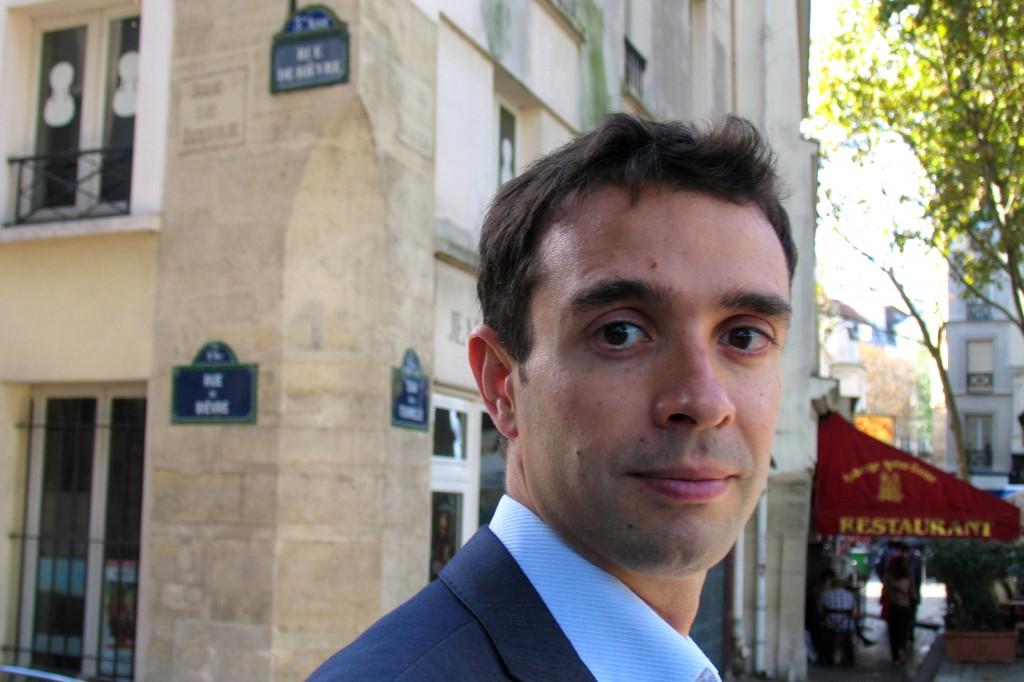 Portrait de Matteo, éditeur de réussir mon job